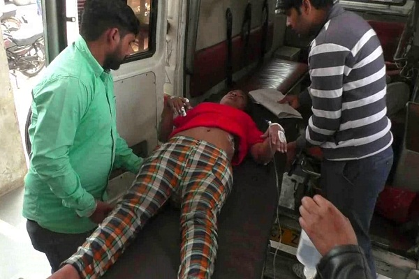 PunjabKesari, injured