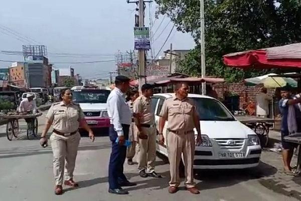PunjabKesari, Police, Traffic, Driver