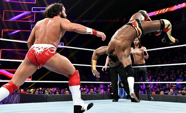 WWE Stars Robbed