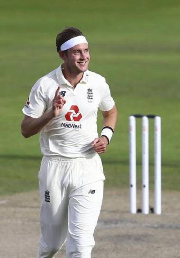 ENG vs WI, Stuart Broad, Broad 500 wickets in Test cricket, England cricket, England fast bowler Stuart Broad, cricket news in hindi, sports news, West Indies tour of England 2020, England vs West Indies 3rd Test