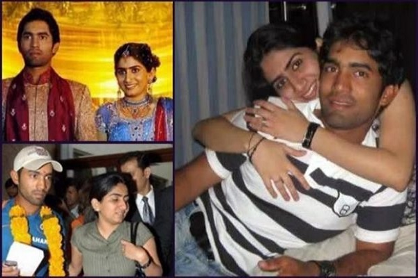 PunjabKesari, Dinesh Karthik First Wife, dinesh karthik photo, dinesh karthik wife photo