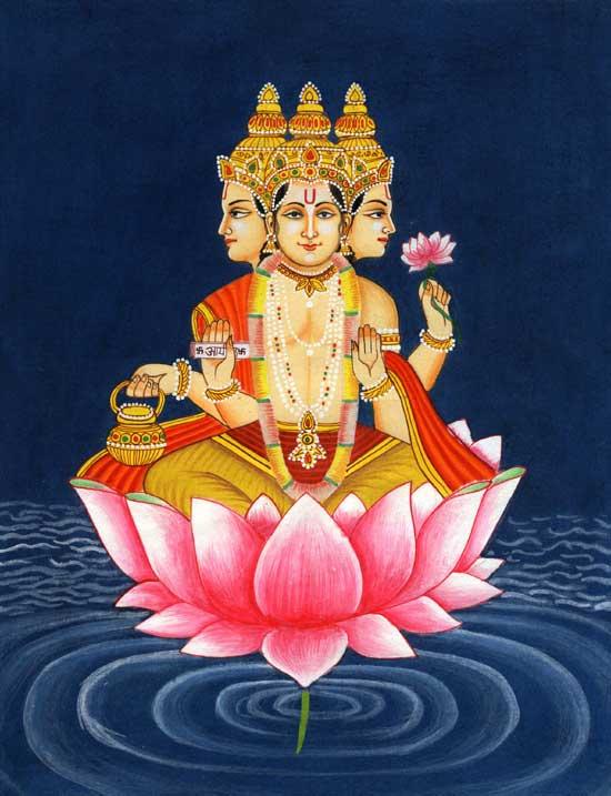 PunjabKesari, Brahma ji, भविष्य पुराण, ब्रह्माजी, Bhavishya Purana