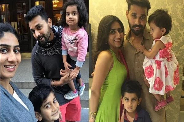 PunjabKesari, Dinesh Karthik First Wife, murali vijay wife photo, murali vijay photo