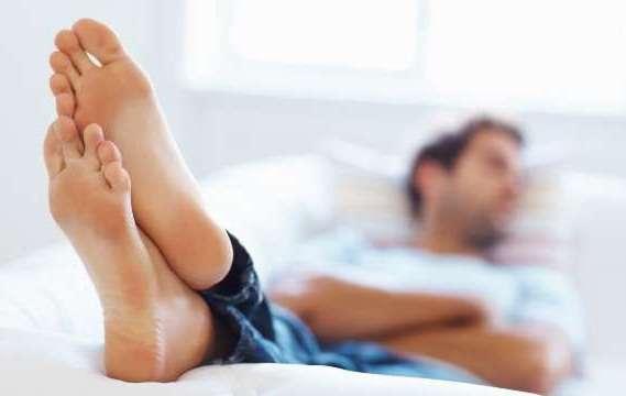 PunjabKesari, Feet, कोमल पैर, पुरुषों के पैर, Mens Feet