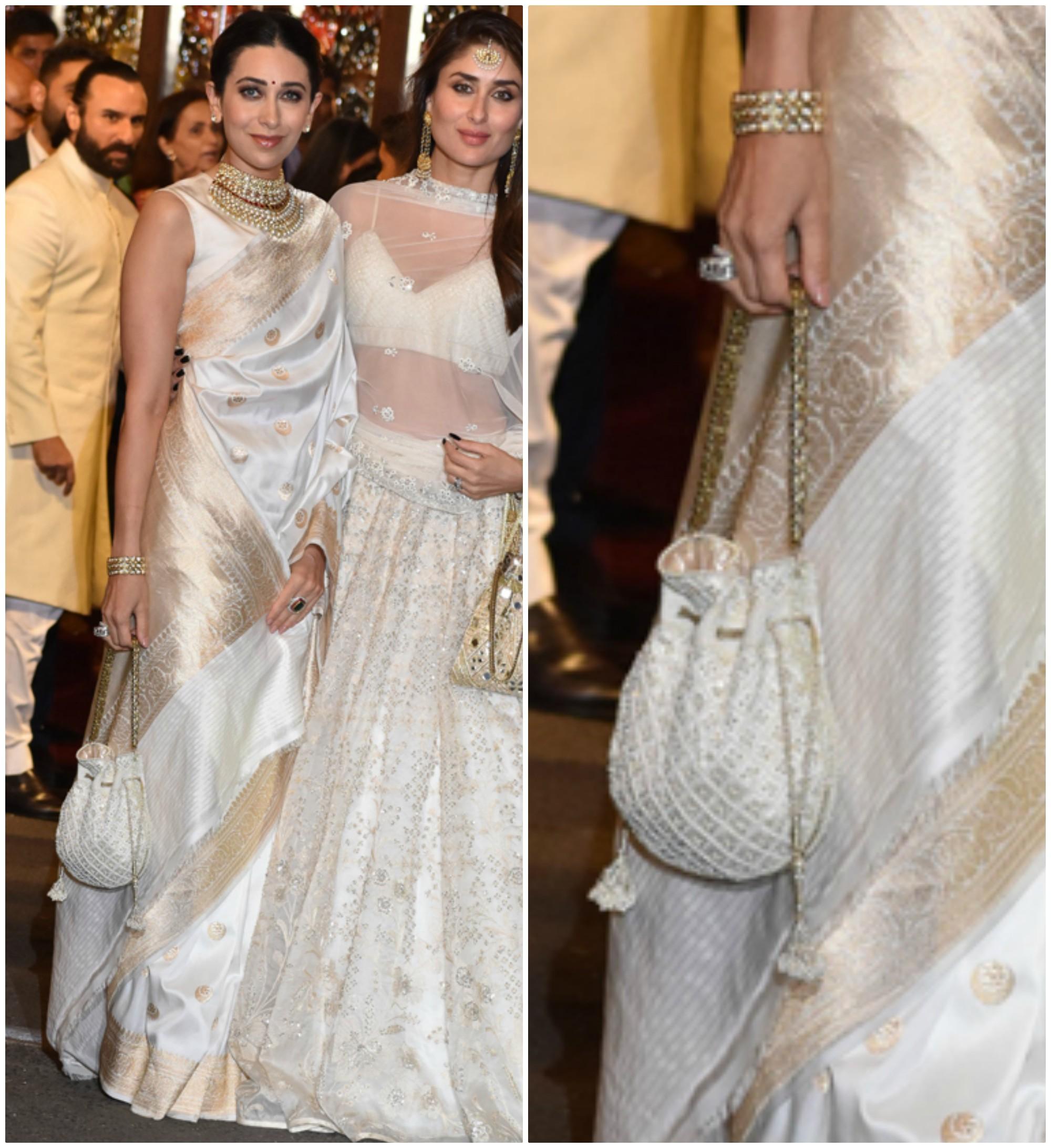 PunjabKesari, Fabric's Velvet Potli Bag Image ,फैब्रिक वेलवेट पोल्टी बैग इमेज