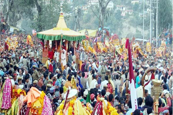 PunjabKesari, International Dussehra Festival Image