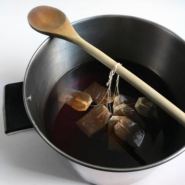 PunjabKesari, reuse of green tea