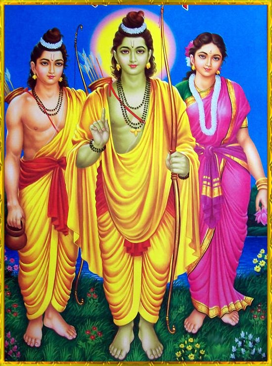 PunjabKesari, Sri Ram, Lord Rama, श्री राम, लक्ष्मण, Lakshmana, Dharmik Katha, Religious Story, Lord Sri Ram And Laskhmana Story, Hindu Shastra, Hindu Religion, Dharm, Punjab kesari