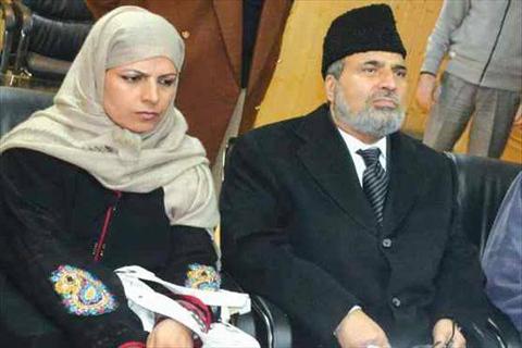 pdp leader safeena allegde nc for kashmir problem