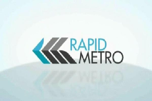 PunjabKesari, rapid metro