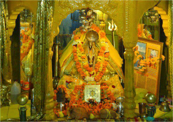 PunjabKesari, Maa Baglakami Datia