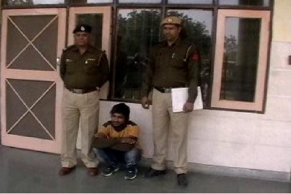PunjabKesari, atm loot, atm fraud, arrested