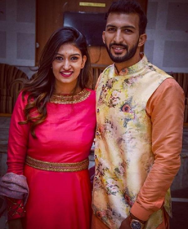 Rishi Dhawan Ties Knot with Longtime Girlfriend Deepali
