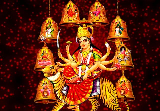 PunjabKesari, Chaitra Navratri, Chaitra Navratri 2019, Navdurga, Navdurga Image, नवदुर्गा, Navdurga Pujan