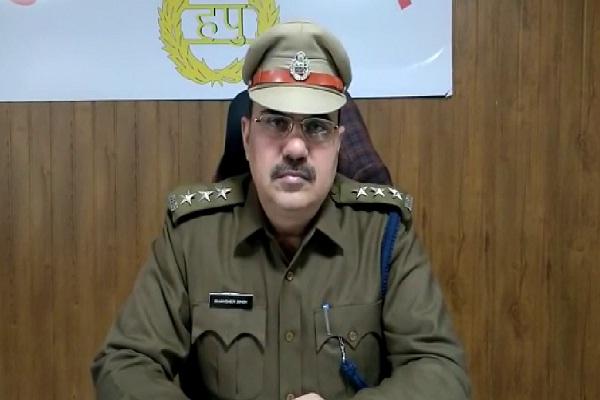 PunjabKesari, police, properties, crime, action
