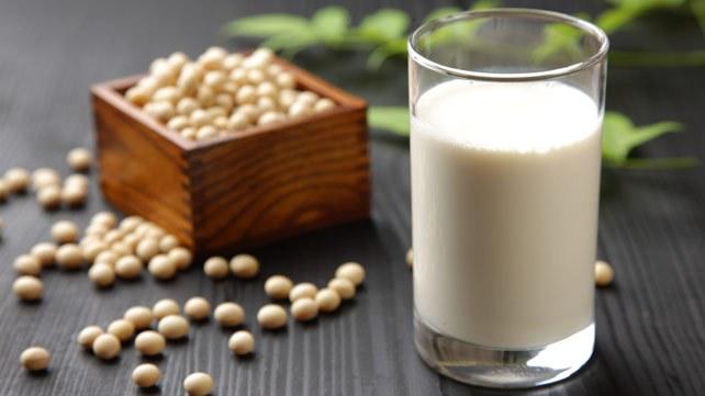 PunjabKesari,यूरिक एसिड, sorya milk, सोया मिल्क इमेज