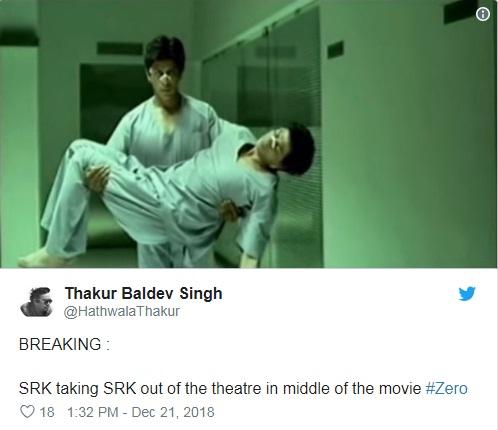 Bollywood Tadka,शाहरुख खान इमेज, जीरो इमेज, अनुष्का शर्मा इमेज, कैटरीना कैफ इमेज