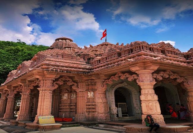 PunjabKesari, Maa Bamleshwari Temple, Bamleshwari Temple Dongragarh, Maa Bamleshwari, Chhattisgarh Bamleshwari Temple, Dharmik Sthal, Religious Place in India, Hindu Teerth Sthal, Hindu Temple, हिंदू धार्मिक स्थल
