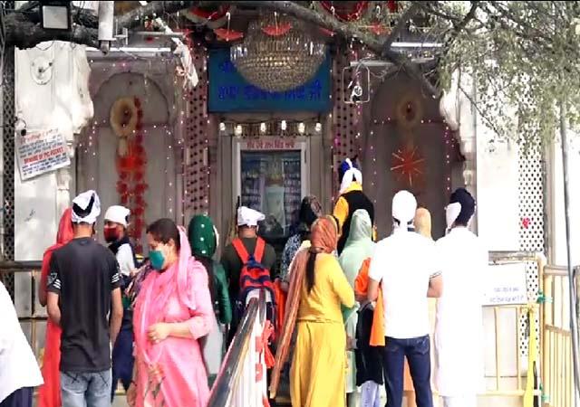 PunjabKesari, Baba Badbhag Sing Temple Image