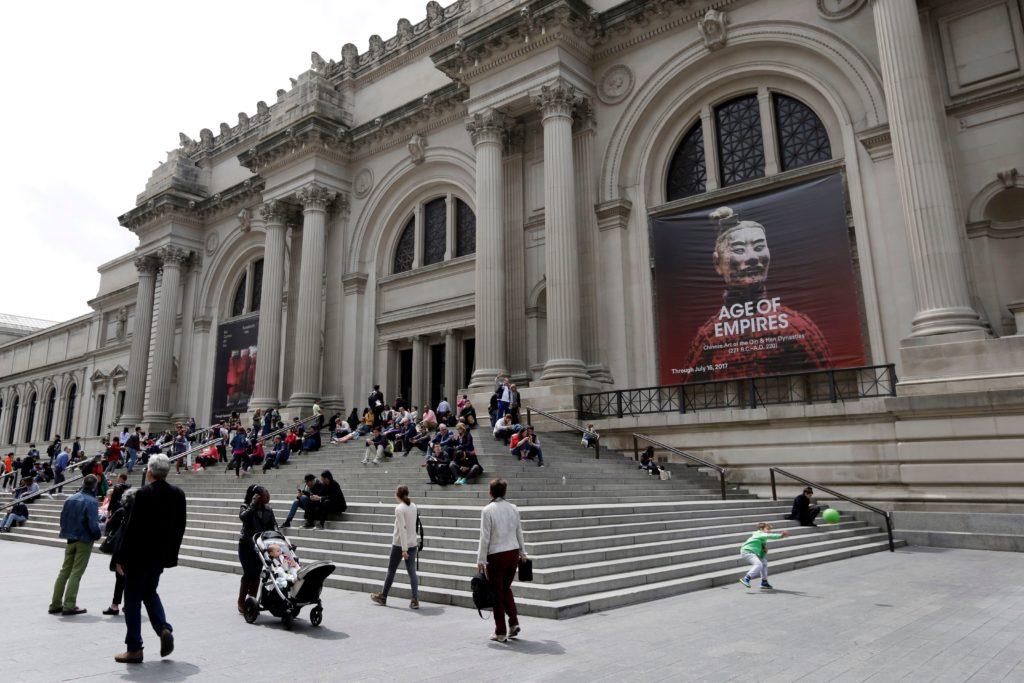 PunjabKesari, The Metropolitan Museum of Art, America Museum of Art, America The Metropolitan Museum of Art, 'द मेट्रोपॉलिटन म्यूजियम ऑफ आर्ट'