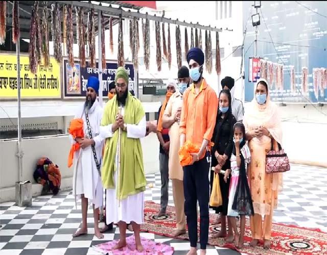 PunjabKesari, Devotee Image