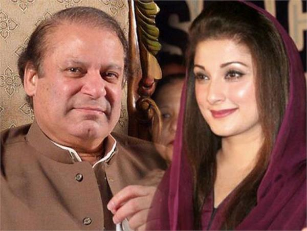maryam nawaz claims his father is unwell in jail