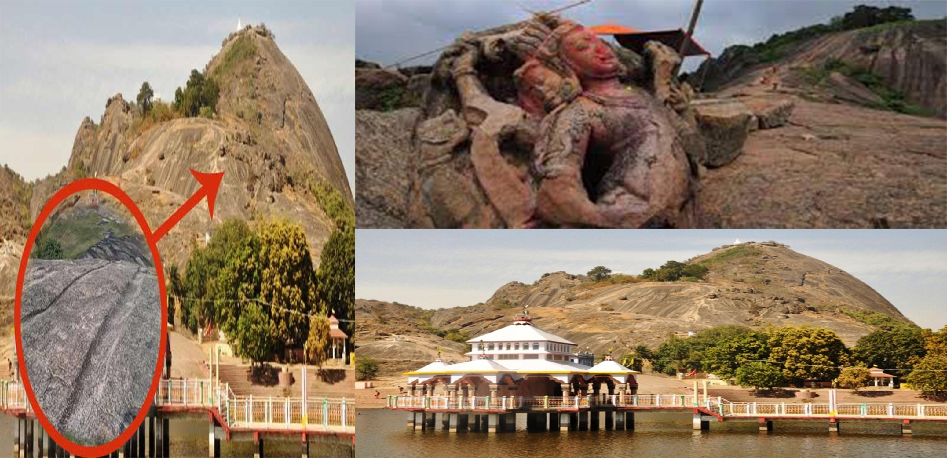 PunjabKesari, Connection of mountain with Samudra Manthan, Mandarachal Mountain