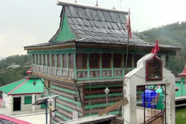 PunjabKesari, Kalu Nag Devta Temple Image