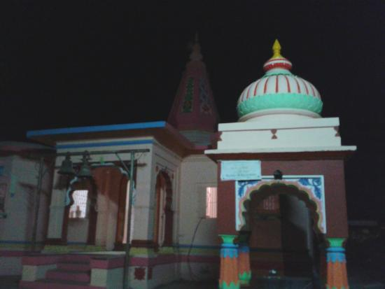 PunjabKesari, Shiv Tapsthali on neel parwat, neel parwat, narmada river, narmada river, dharmik sthala, religious place in india, hindu teerth sthal, हिंदू धार्मिक स्थल