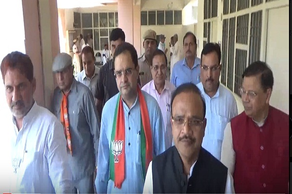 PunjabKesari, election, Bjp, Jjp, Congress