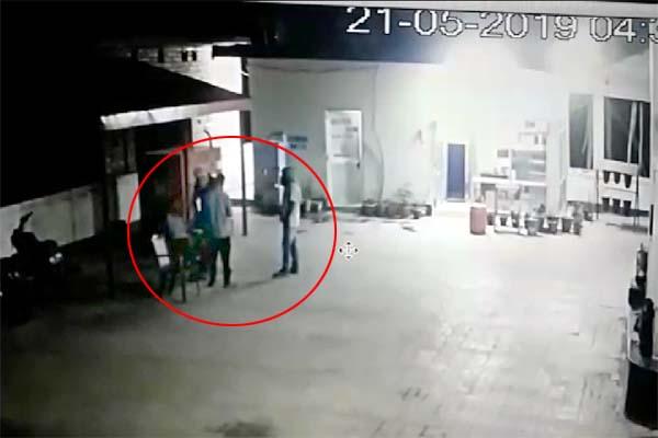PunjabKesari, Robbery Image
