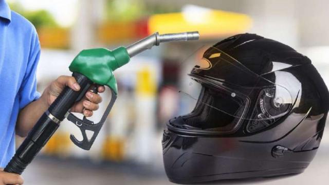 PunjabKesari,no helmet no petrol law, law are barred from kawariyas vehicles in noida