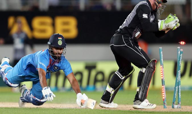 Rishabh Pant Indian Cricket Team