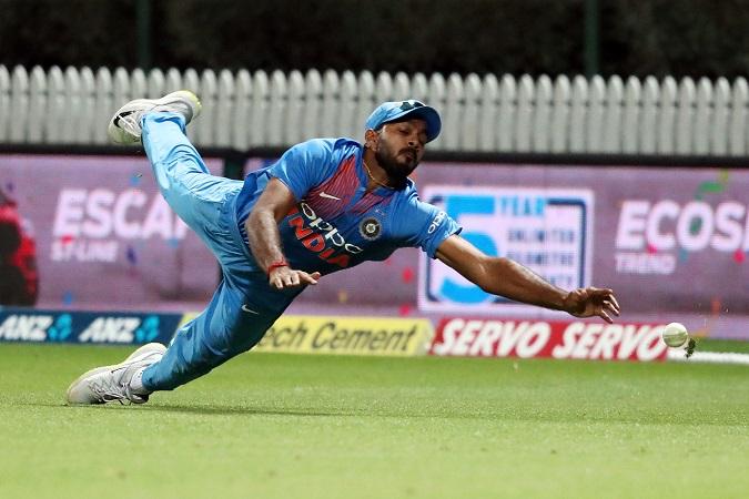 Vijay Shankar Indian Cricket Team