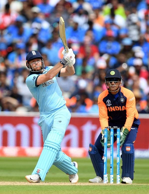 IND v ENG : Jonny Bairstow make 8th ODI hundred in Birmingham ODI