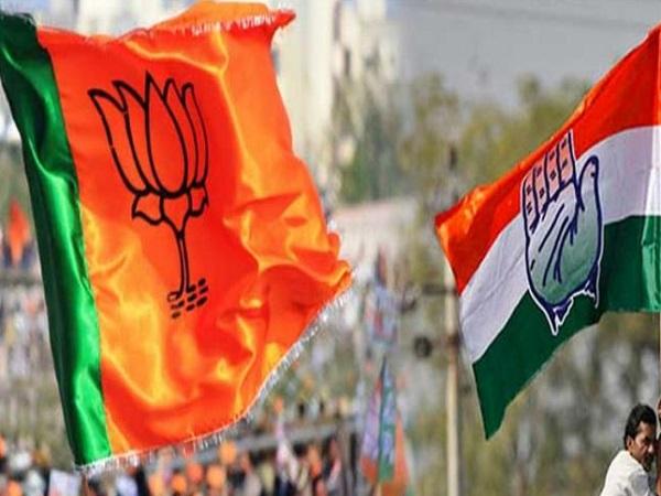 PunjabKesari, Madhya Pradesh News, Jhabua News, Congress, BJP, Jhabua by-election, Kalyan Singh Damor, SDM, demand for security, life threat