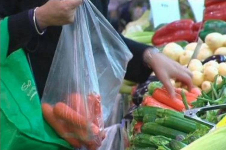 PunjabKesari, Polyethylene bag Image, Polyethylene bag Side effect image, पॉलीथिन बैग इमेज