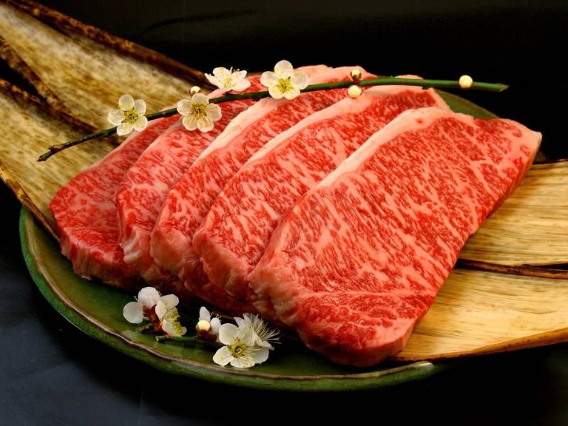 PunjabKesari, Japanese Wagyu Steak Image, Expensive Food Items Image, जापानी वाग्यो स्टेक इमेज