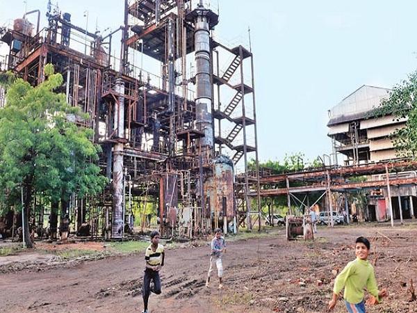 PunjabKesari, Madhya Pardesh Hindi News , Bhopal Hindi News,  Bhopal Hindi Samachar, Supreem Court, Union Carbide India Limited, Bhopal gas scandal, suffers, Compensation