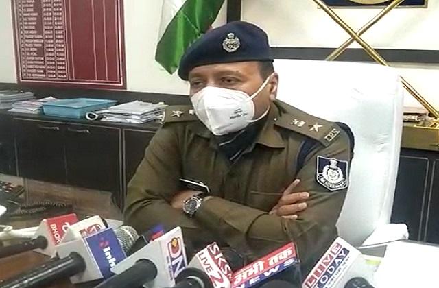 PunjabKesari, Gwalior Police, Kotwal, Madhya Pradesh, Police, Transfer, Kampu Police Station