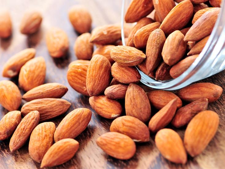 PunjabKesari, almond image