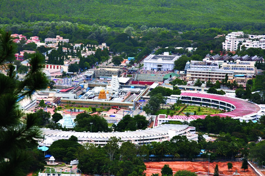 PunjabKesari, Tirupati image, तिरुपति इमेज