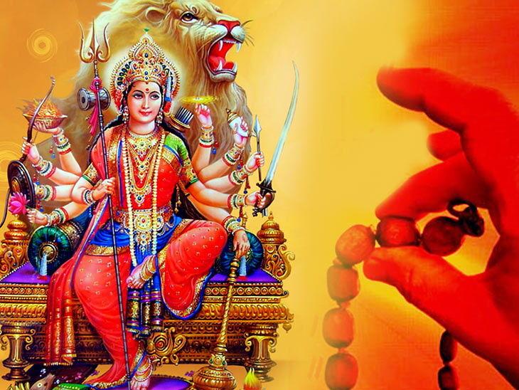 PunjabKesari, दुर्गा सप्तशती पाठ, दुर्गा सप्तशती, Durga Saptashati, mantra bhajan aarti, शारदीय नवरात्रि, नवरात्रि 2019, shardiya navratri 2019, Maa Durga, navratri pujan