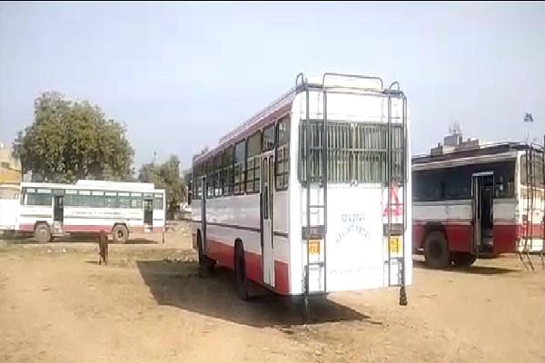PunjabKesari, cm, flying, bus, RTO,bjp