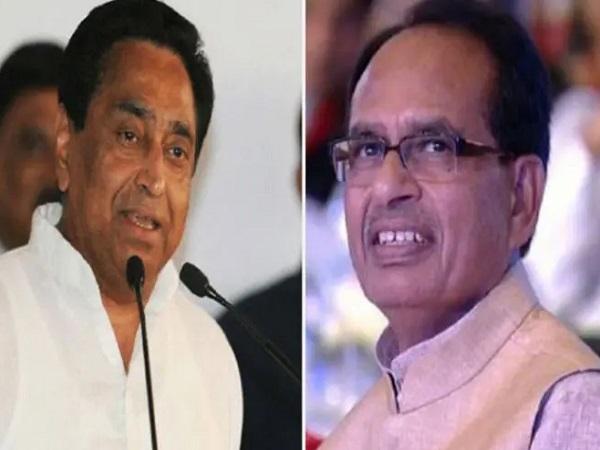PunjabKesari, Madhya Pradesh, Bhopal, Cabinet Minister Bhupendra Singh, BJP, Congress, Kamalnath, Shivraj singh