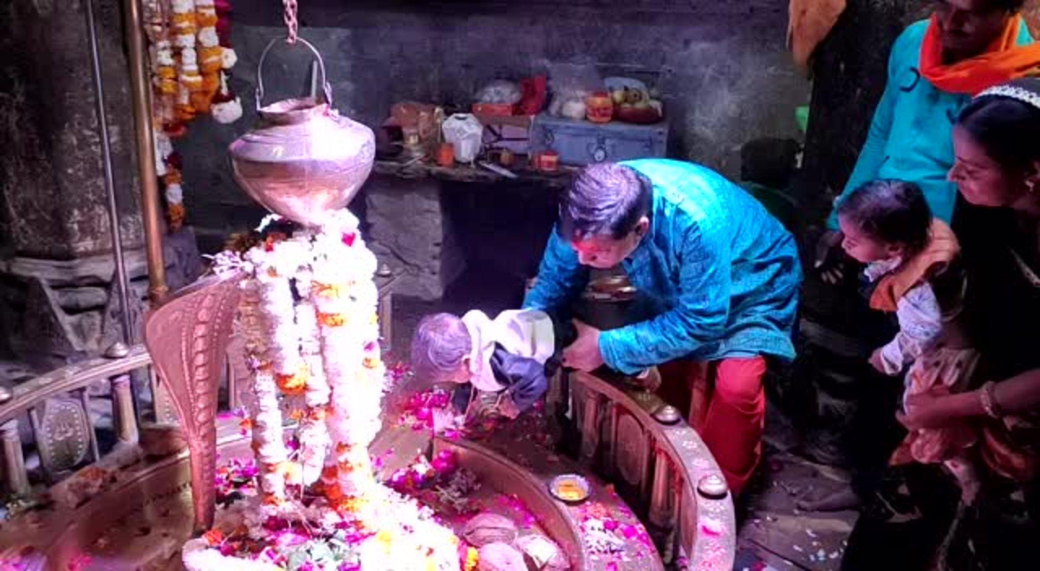 PunjabKesari,Virupaksha Temple Bilpank, विरुपाक्ष महादेव मंदिर, Virupaksha Temple Madhya pradesh, Shiv Temple, Virupaksha Mahadev Temple, Dharmik Sthal, Religious Place In India, Hindu Tirth Sthal, हिन्दू धार्मिक स्थल, भारत के प्रसिद्ध मंदिर
