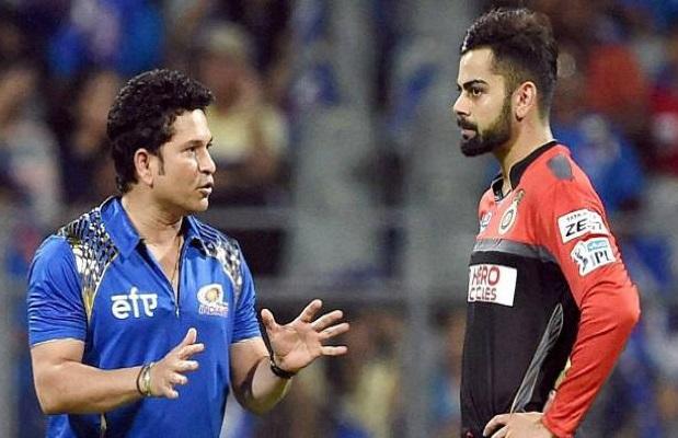 सचिन अपने जमाने के बादशाह रहे हैं आैर कोहली माैजूदा समय के, Virat Kohli and Sachin Tendulkar