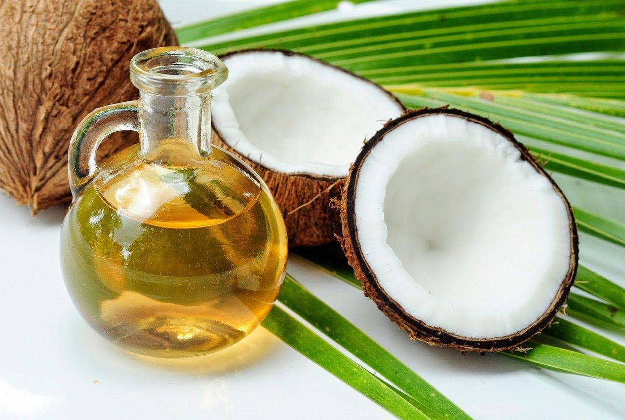 PunjabKesari, Nari, Coconut Oil Images