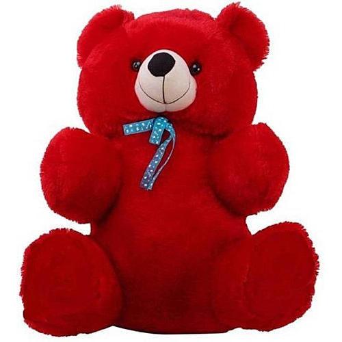 PunjabKesari, Red Teddy image