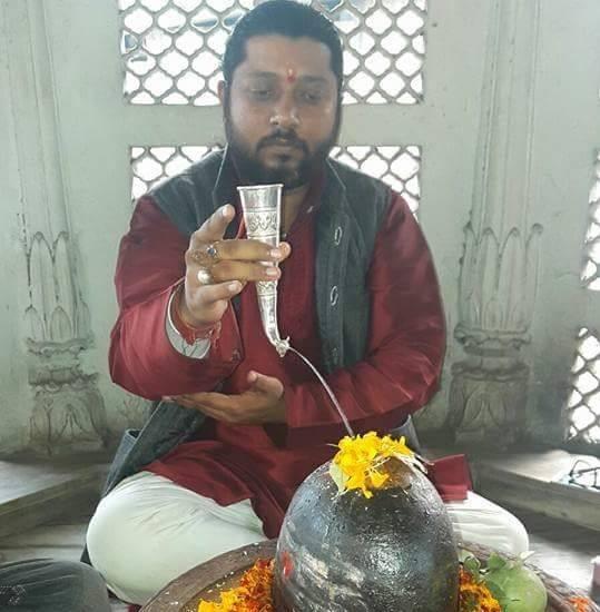 PunjabKesari, रूद्राभिषेक, Rudrabhishek
